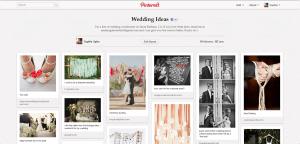 pinterest board wedding ideas